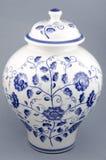 Porcelanowa Waza Obrazy Royalty Free