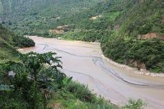 Porcelanowa Yunnan podróż zauważa 33 Fotografia Royalty Free