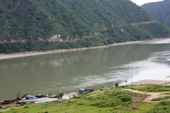 Porcelanowa Yunnan podróż zauważa 36 Fotografia Royalty Free