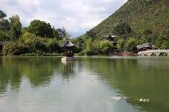 Porcelanowa Yunnan podróż zauważa 38 Obrazy Royalty Free