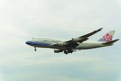 Porcelanowe linie lotnicze Zdjęcie Royalty Free