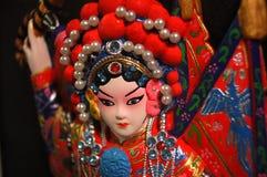porcelanowej gliny figurki Zdjęcia Royalty Free