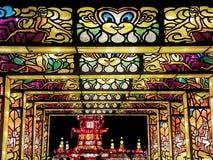 Porcelanowi światła Obraz Royalty Free
