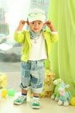 porcelanowy śliczny dzieciak zdjęcie royalty free