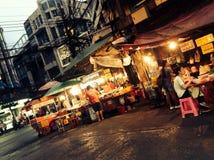 Porcelanowy miasteczko Bangkok Obraz Royalty Free
