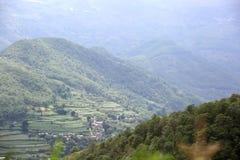 Porcelanowy ` s Yunnan prowinci podróżny ` Obraz Royalty Free