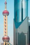 porcelanowy Shanghai Fotografia Stock