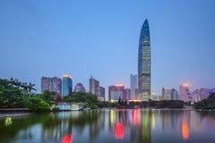 porcelanowy Shenzhen Obraz Royalty Free