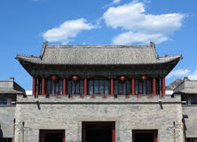 Porcelanowy Stary miasto, Pekin Obraz Royalty Free