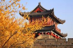 Porcelanowy Stary miasto, Pekin Zdjęcie Stock