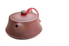 Porcelanowy Teapot Zdjęcie Royalty Free
