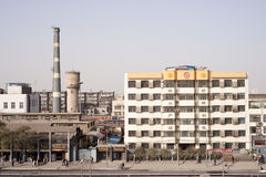 porcelanowy uliczny widok xi. Fotografia Stock