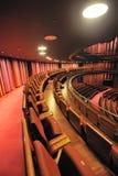 porcelanowy uroczysty krajowego teatru theatre Zdjęcia Stock