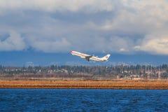 Porcelanowy Wschodni samolot Zdjęcia Royalty Free