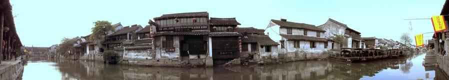 porcelanowy xitang Zhejiang obraz royalty free