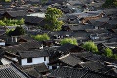 Porcelanowy Yunnan stary budynek Fotografia Stock