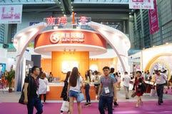 2015 Porcelanowych międzynarodowych gatunek bielizny wystaw (Shenzhen) Zdjęcie Stock