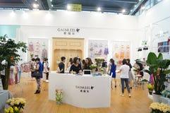 2015 Porcelanowych międzynarodowych gatunek bielizny wystaw (Shenzhen) Zdjęcia Royalty Free