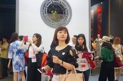 2015 Porcelanowych międzynarodowych gatunek bielizny wystaw (Shenzhen) Fotografia Stock