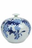 porcelany chińska waza Obraz Royalty Free