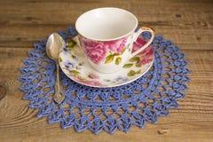 Porcelany filiżanka Zdjęcia Royalty Free