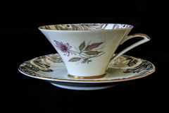 Porcelany filiżanka Fotografia Royalty Free