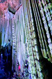 Porcellana della provincia del Guangxi della caverna dell'argento Fotografia Stock