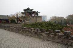 Porcellana di Hubei del parco della città di Handan fotografia stock