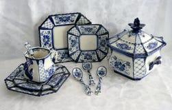 Porcellana verniciata 3 Fotografie Stock