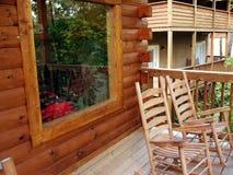 Porch Royalty Free Stock Photos