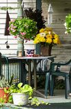Porch Royalty Free Stock Photography