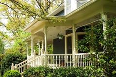 Porch Details/Victorian House