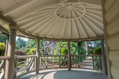 Porch With Domed Roof Stock Image