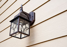 Porch light Stock Image