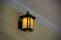 Porch Light Royalty Free Stock Images
