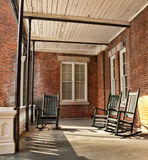 Porch Royalty Free Stock Images