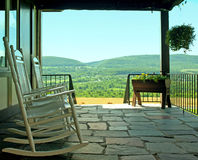Free Porch With A View Royalty Free Stock Images - 26148269