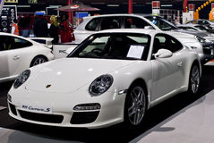 Porche 911 Carrera S - MPH foto de stock royalty free
