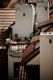 Porche antique 2 Image stock