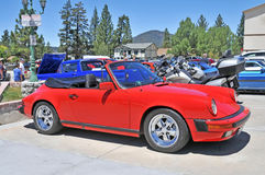 Porche Carrera Royalty Free Stock Photography