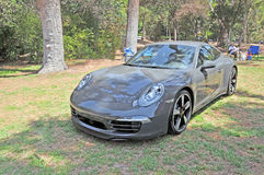 Porche Coupe Image stock