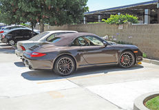 Porche Coupe Royalty Free Stock Image