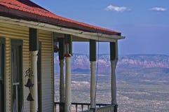 porche de désert photos libres de droits