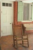 Porche de plantation Image stock