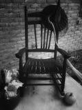 Porche de sorcières Photos stock