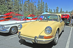 Porche 911 Royalty Free Stock Photography