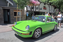 1971 Porche Stock Photography