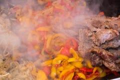 Porchetta roast pork Royalty Free Stock Photography