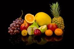 Porción de frutas Imágenes de archivo libres de regalías