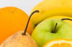 Porción de frutas frescas Fotos de archivo